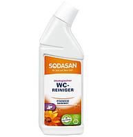 Органическое очищающее средство SODASAN для туалета 0,75 л