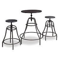 Столовый комплект Signal Tango (стол + 2 стула)