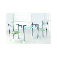 Стеклянный стол Signal Reni A 65х120