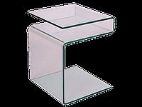 Журнальный стеклянный столик Signal Epi