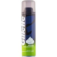 Пена для бритья Gillette Lemon Lime 200+50 мл