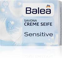 Крем-мыло для чувствительной кожи Balea Savona Creme Seife Sensitive 150g