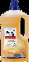 Средство для мытья полов из ламината и дерева Denkmit Laminat-und Korkpflege 1L