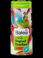 Гель для душа тропические фрукты Balea Tropical Sunshine 300ml