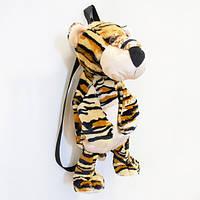 Плюшевый рюкзак Тигр