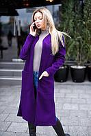 """Весеннее кашемировое пальто с поясом """"Колибри"""""""