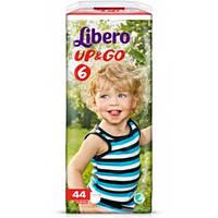 Подгузники детские Libero Up&Go 6 (13-20 кг) 44 шт.