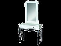Туалетный столик Signal 1102 черный/белый