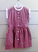 Платье для девочки в садик.