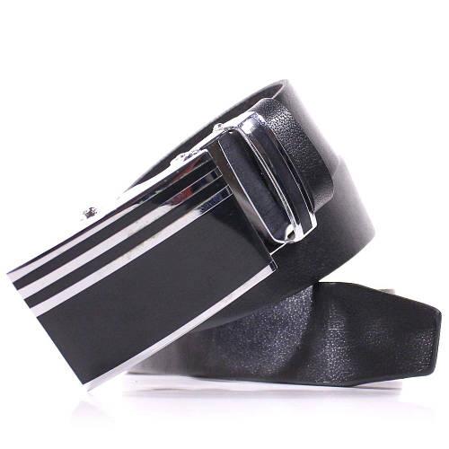 Мужской обворожительный кожаный ремень LAZAR (ЛАЗАР), CFL35I1A12
