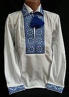"""Вышиванка на мальчика """"Лаврин"""" размеры: 120-158"""