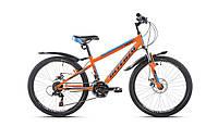 Горный велосипед 24 Intenzo Forsage Disk 2016