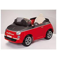 Детский электромобиль Fiat 500  Peg Perego (красный)
