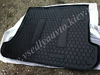 Коврик в багажник TOYOTA Land Cruiser Prado 120 7 мест (AVTO-GUMM) полиуретан