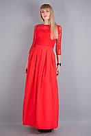 Анабель. Молодёжные платья. Красный., фото 1