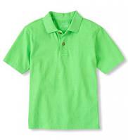 Брендовая рубашка-поло для мальчика р.104-152 (2040000)