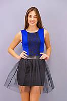 Бетти.Молодёжные платья.Электрик.(Р)., фото 1