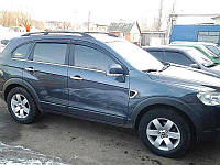 Дефлекторы окон, ветровики Chevrolet Captiva 2006-2011, 2011  / Шевроле Каптива Cobra