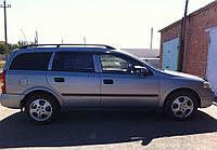 Дефлекторы окон, ветровики OPEL Astra G Wagon 1998-2005  / Опель Астра Г Cobra