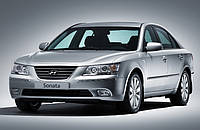 Защита картера двигателя и КПП Хюндай Соната (2005-2010) Hyundai Sonata