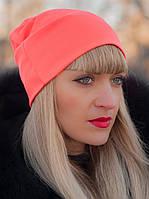 Фэшн. Молодёжные женские шапки. Неон.