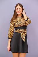 Микадо. Молодёжные платья. Леопард.(Р).