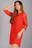 Зарина. Молодёжные платья. Красный.