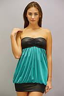 Рикки. Молодёжные платья. Бирюза.(Р)., фото 1