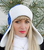 Умка. Молодежные женские шапки. Электрик.