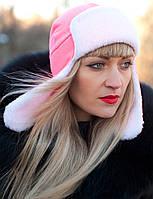 Умка. Молодежные женские шапки. Неон., фото 1