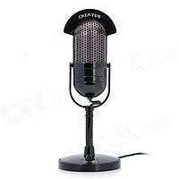 Микрофон CHENYUN CY-509 Ретро-стиль 3,5 мм *1671