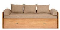 L Кровать раздвижная  +матрас и подушки Севилла (BRW ТМ)