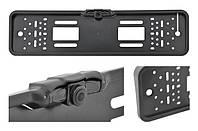 Камера в рамке номерного знака SWAT 006 (задняя)