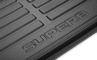 Коврик (поддон) в багажник пластиковый Superb III