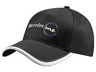 Мужская бейсболка Mercedes Me Baseball Cap Black 2016