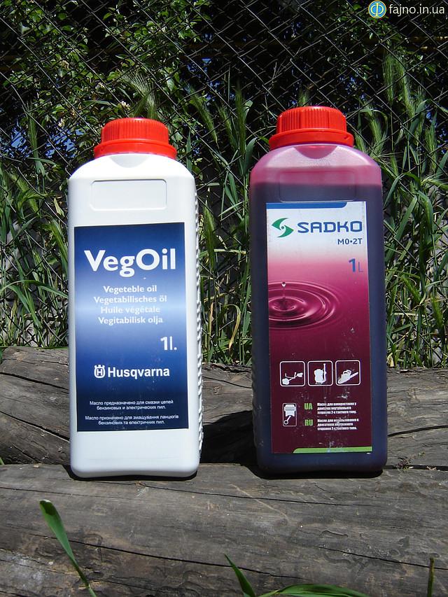 к бензопиле можно купить масло - магазин Файно