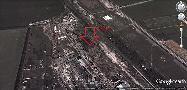 Продажа территориии для терминала в Одесской области