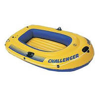 Лодка надувная Challenger 1 Intex 68365