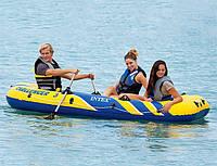 Лодка надувная Challenger 3 (Set) Intex 68370