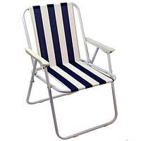 Стул складной со спинкой, раскладной стул для пикника YZ16001