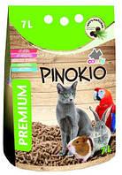 Comfy Pinokio Натуральный, универсальный древесный наполнитель