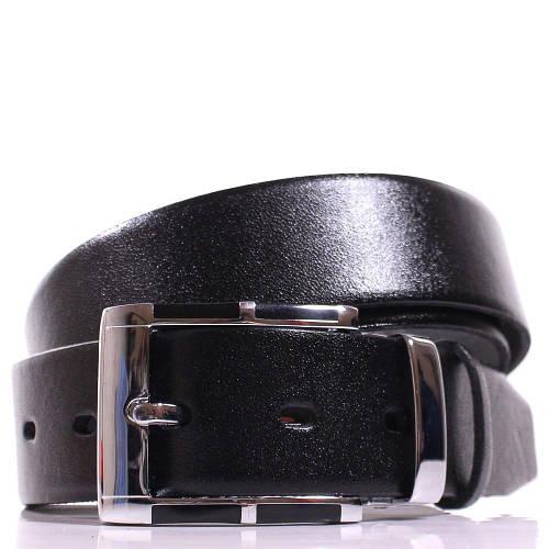 Роскошный мужской кожаный ремень LAZAR (ЛАЗАР), CFL35Y1SH61