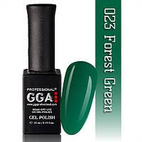 Гель лак GGA №023 (Forest green)