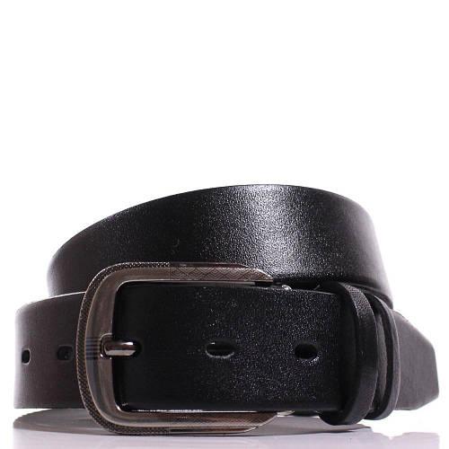 Мужской великолепный кожаный ремень LAZAR (ЛАЗАР),  CFL35Y1SH63