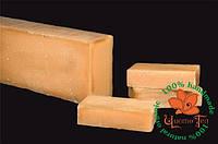 Натуральное твердое мыло-шампунь Карпатское «Гуцульское Пивное»