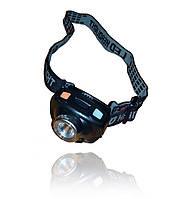Налобный фонарь с датчиком движения Police BL6520G
