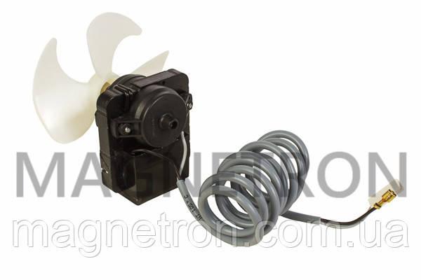 Двигатель вентилятора и крыльчатка для холодильника Electrolux 2260065327, фото 2
