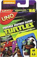 Настольная игра Уно. Черепашки Ниндзя / UNO. Ninja Turtles