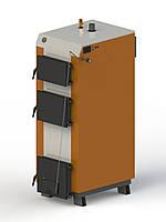Твердотопливный котел Kotlant КГ 50. С механическим регулятором тяги.