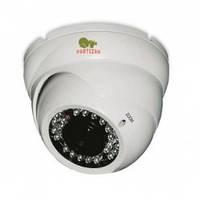 Купольная вариофокальная камера с ИК подсветкой Partizan CDM-VF37H-IR 3.2 FullHD